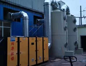 废气处理设备设计