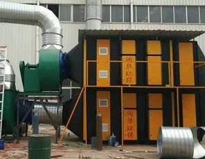 废气处理设备类型